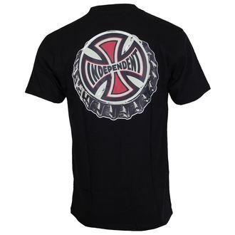 Majica ulična muška - Only Choice Black - INDEPENDENT, INDEPENDENT