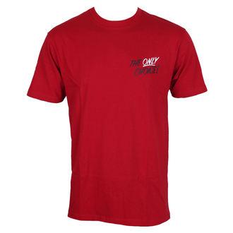 Majica ulična muška - Only Choice Cardinal Red - INDEPENDENT, INDEPENDENT