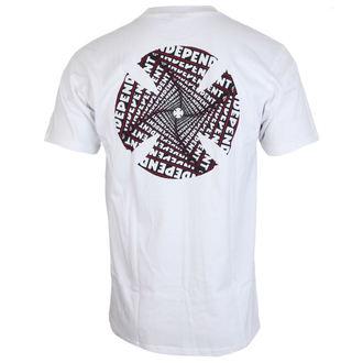 Majica ulična muška - Spiral White - INDEPENDENT, INDEPENDENT