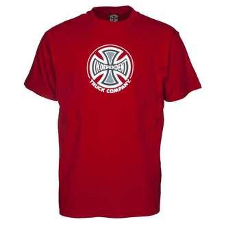 Majica ulična muška - Truck Co Cardinal Red - INDEPENDENT, INDEPENDENT