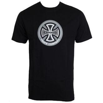 Majica ulična muška - 88 TC Black - INDEPENDENT, INDEPENDENT