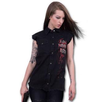 Košulja bez rukava ženska SPIRAL - DARYL WINGS - Walking Dead, SPIRAL