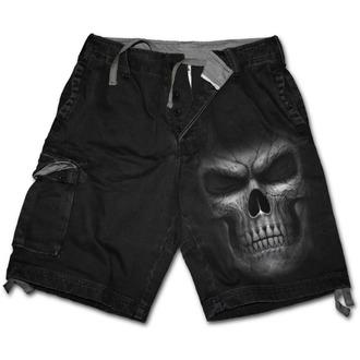 Kratke hlače muške SPIRAL - SHADOW MASTER - Black, SPIRAL