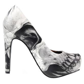 boty dámské (střevíce) IRON FIST - Dead On Platform
