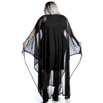 Haljina ženska KILLSTAR - Mystic Mesh Maxi [PLUS], KILLSTAR