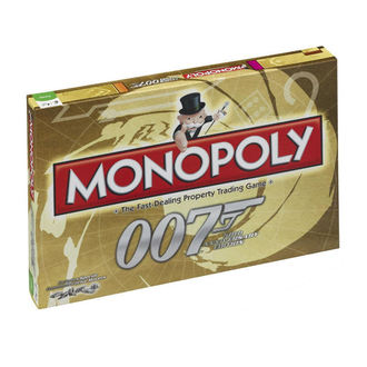 Društvena igra 007 James Bond - Monopoly