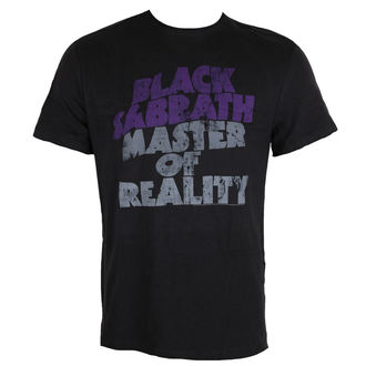 Majica muška AMPLIFIED - BLACK SABBATH - MASTER OF REALITY, AMPLIFIED, Black Sabbath