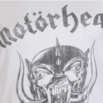 Majica ženska AMPLIFIED - MOTORHEAD - ENGLAND - BIJELA, AMPLIFIED, Motörhead