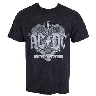 Majica metal muška AC-DC - Black Ice - ROCK OFF, ROCK OFF, AC-DC