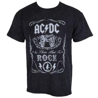 Majica metal muška AC-DC - Cannon Swig - ROCK OFF, ROCK OFF, AC-DC