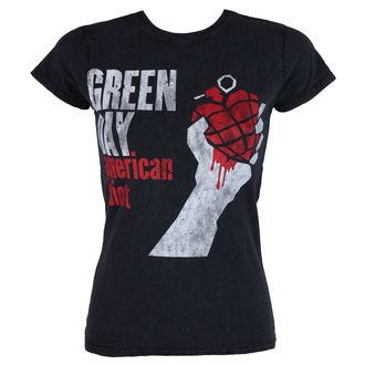Majica metal ženska Green Day - American Idiot - ROCK OFF, ROCK OFF, Green Day