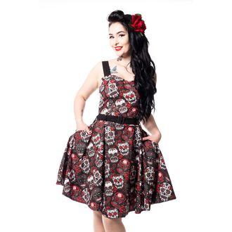 Haljina ženska Rockabella - CARMEN - BLACK, ROCKABELLA