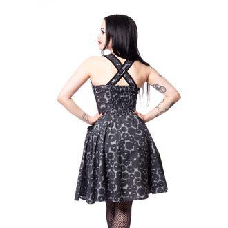 Haljina ženska CUPCAKE CULT - DUST - BLACK / GREY, CUPCAKE CULT