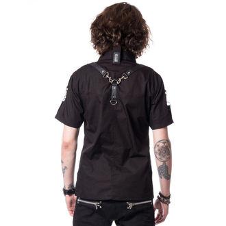 Košulja muška VIXXSIN - RUNE - BLACK, VIXXSIN
