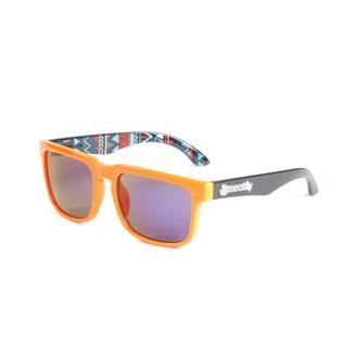 Sunčane naočale MEATFLY - Blade - B - Orange / Black, MEATFLY