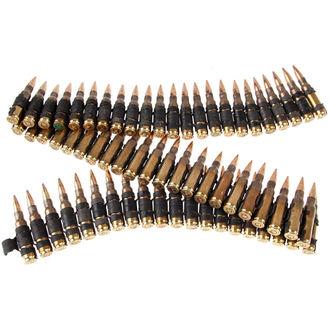 Pojas Bronze Metal Bullet