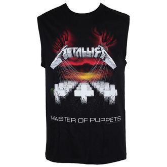 Majica bez rukava muška Metallica - Master Of Puppets - Black, Metallica