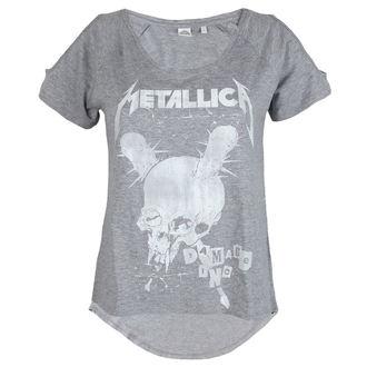 Majica metal ženska Metallica - Damage Inc Drop Shoulder -, Metallica