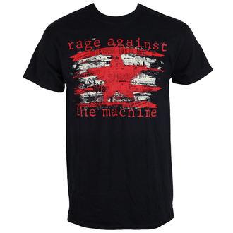 Majica metal muška Rage against the machine - Newspaper Star -, Rage against the machine