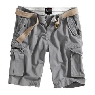 Kratke hlače muške SURPLUS - XYLONTUM VINTAGE - Grau, SURPLUS