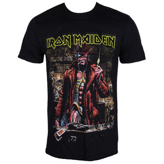 Majica metal muška Iron Maiden - Stranger Sepia - ROCK OFF, ROCK OFF, Iron Maiden