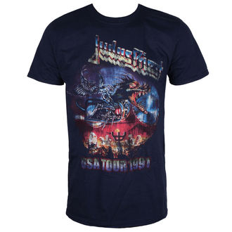 Majica metal muška Judas Priest - Painkiller US Tour 91 - ROCK OFF, ROCK OFF, Judas Priest