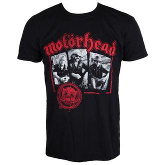 Majica metal muška Motörhead - Stamped - ROCK OFF, ROCK OFF, Motörhead