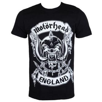 Majica metal muška Motörhead - Crosses Sword England - ROCK OFF, ROCK OFF, Motörhead