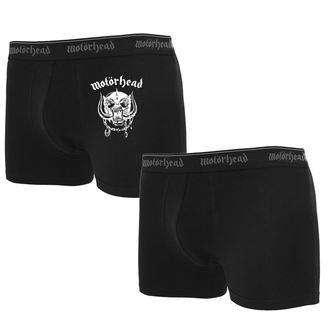 Bokserice muške (Set od 2 komada) Motörhead - Logo, URBAN CLASSICS, Motörhead