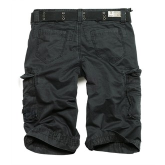 Kratke hlače muške SURPLUS - ROYAL - BLACK, SURPLUS