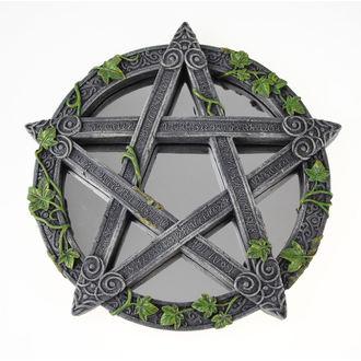 Ogledalo (Ukras) Wicca Pentagram