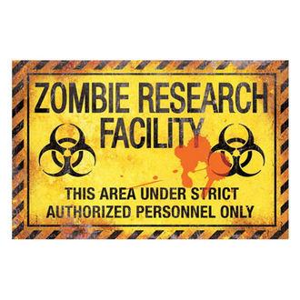 Znak Zombie Research Facility