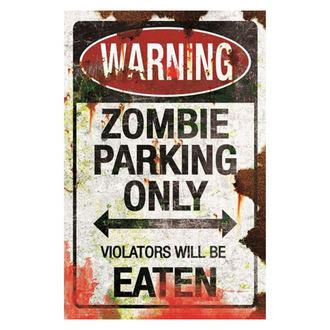 Ukras (znak) Zombie Parking