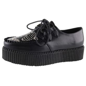 Cipele na punu petu ženska - SKELETON - BANNED, BANNED