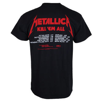 Majica metal muška Metallica - Kill 'Em All -, Metallica