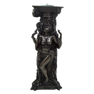 Svijećnjak (Ukras) Bronze Triple Goddess, NNM