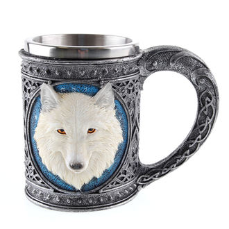 Šalica (veliki vrč) Ghost Wolf