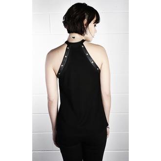 Majica bez rukava ženska DISTURBIA - TRYALS, DISTURBIA