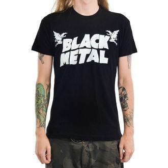 Majica gotika i punk muška - BLACK METAL - TOO FAST, TOO FAST