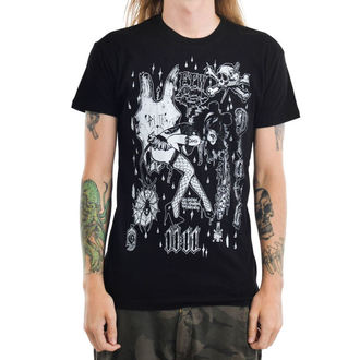 Majica gotika i punk muška - MOUSEY - TOO FAST, TOO FAST