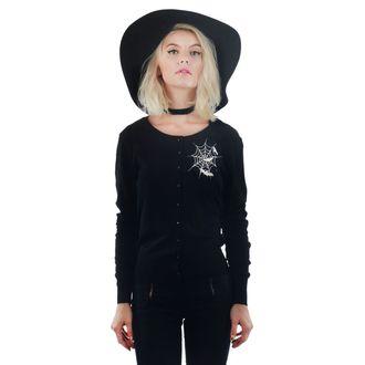 Džemper ženski TOO FAST - BATS & WEBS, TOO FAST