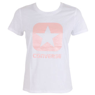 Majica ulična ženska - Metallic Boxstar - CONVERSE, CONVERSE
