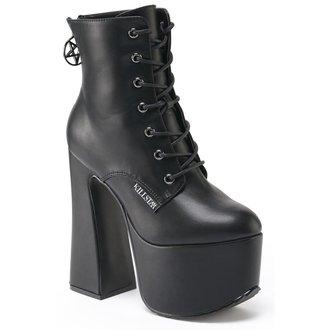 Čizme ženske KILLSTAR - Hell-O - Black