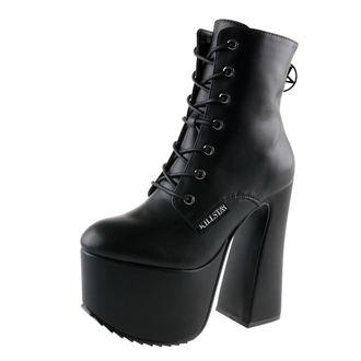 Čizme ženske KILLSTAR - Hell-O - Black, KILLSTAR