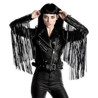 Kožna jakna ženska - Harlet - KILLSTAR, KILLSTAR