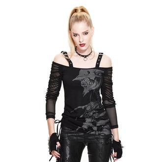 Majica gotika i punk ženska - Kraven - DEVIL FASHION, DEVIL FASHION