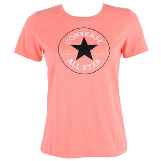 Majica ulična ženska - CORE SOLID CHUCK PATCH - CONVERSE, CONVERSE