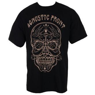 Majica muška AGNOSTIC FRONT - SUGAR SKULL - RAGEWEAR, RAGEWEAR, Agnostic Front