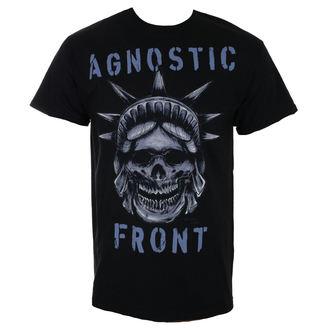 Majica metal muška Agnostic Front - STATUE SKULL - RAGEWEAR, RAGEWEAR, Agnostic Front