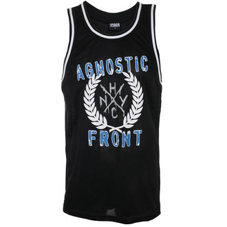 Majica bez rukava muška AGNOSTIC FRONT - THE AMERICAN DREAM DIED - Black - RAGEWEAR, RAGEWEAR, Agnostic Front